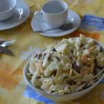 Fenchel-Obst-Salat mit Datteln