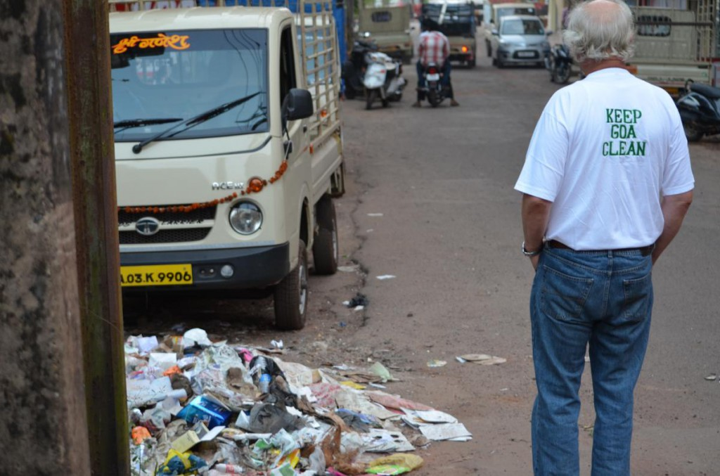 Keep Goa Clean