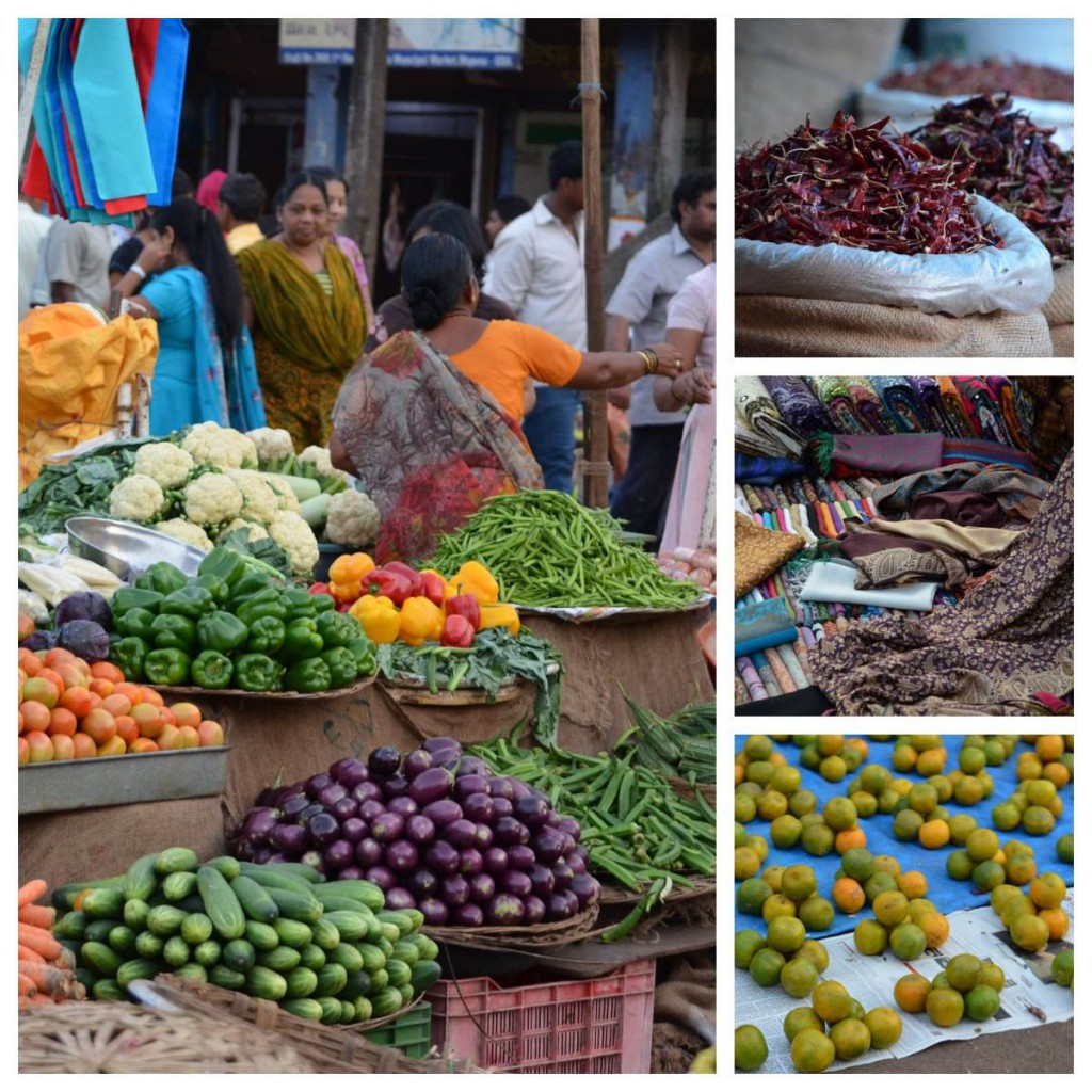 Markt in Mapusa