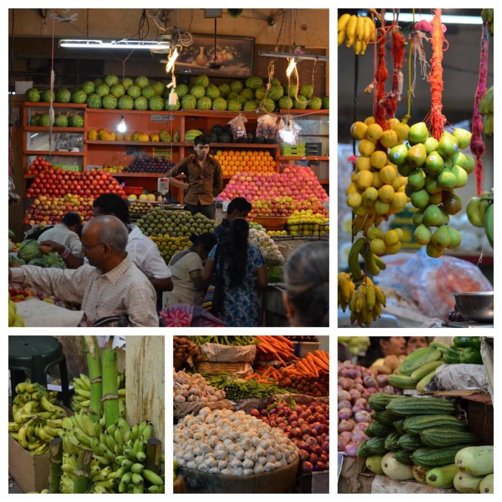 Markt in Panjim