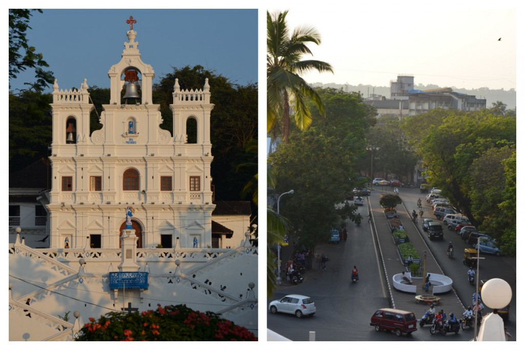 Our Lady of the Immaculate Conception Church in Panjim