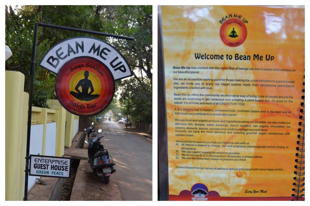 Bean me up in Goa