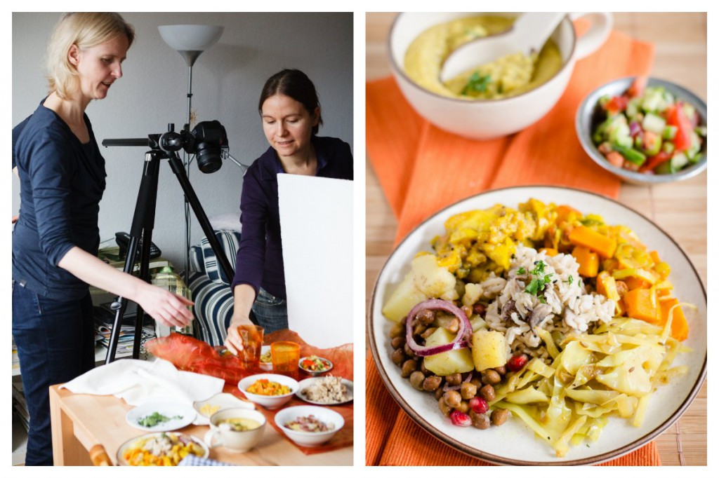 Indisch Kochen & Fotografieren mit Eva von Food Vegetarisch