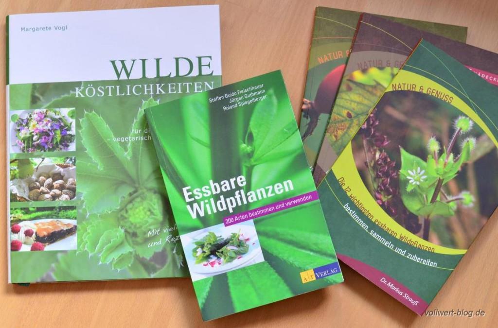 Unsere Wildkräuter Lektüre