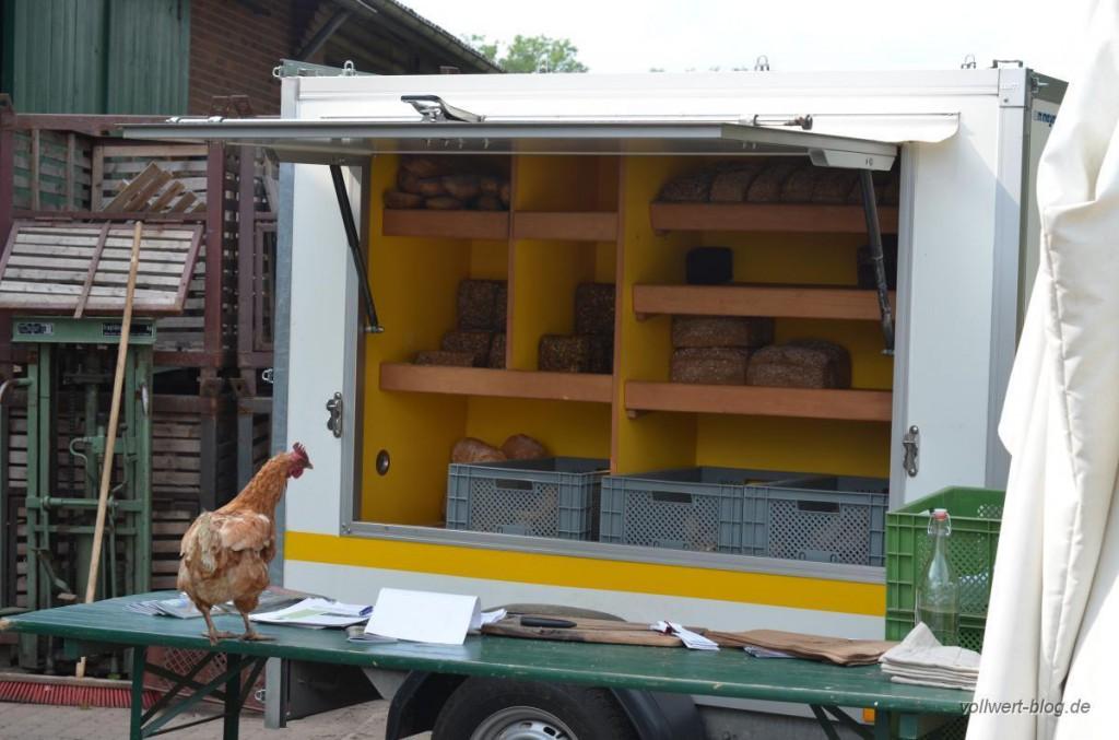 Bäckerwagen