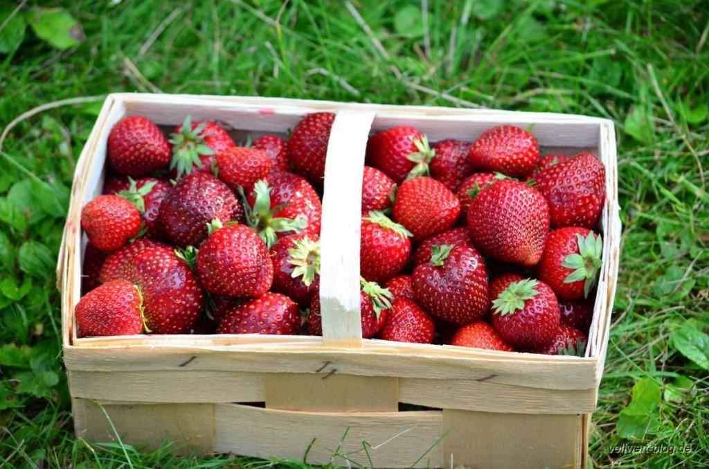 Erdbeeren vom Markt