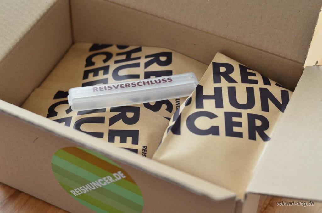 Reishunger Probierpaket