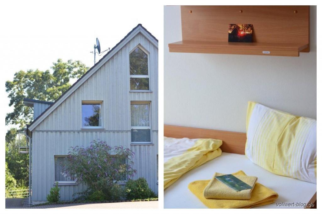 Unterkunft und Zimmer