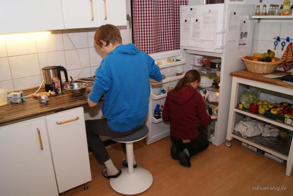 Gemeinsam in unserer Küche