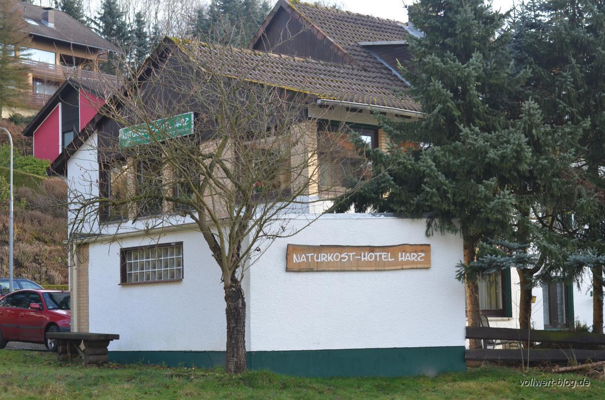 Bad Grund Naturkost Hotel
