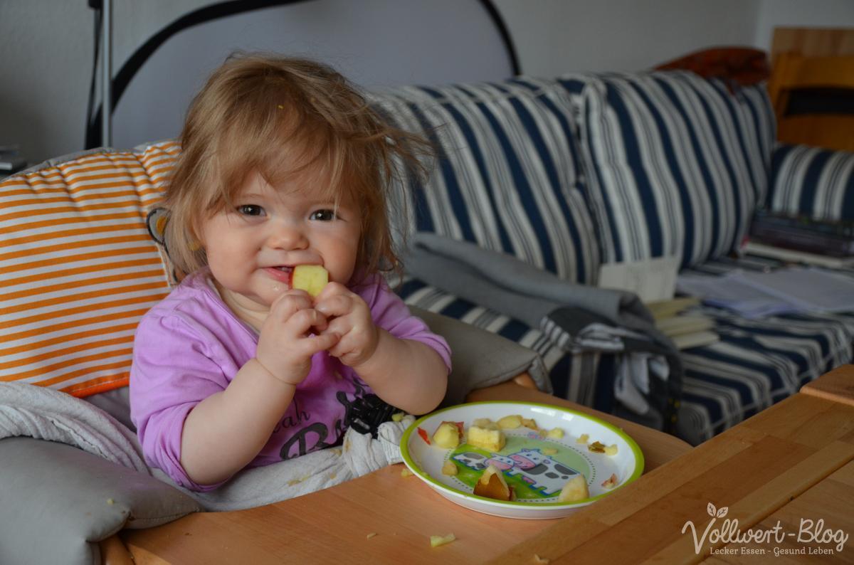 Vollwertige Beikost Für Babys Unsere Erfahrungen Beim Beikoststart