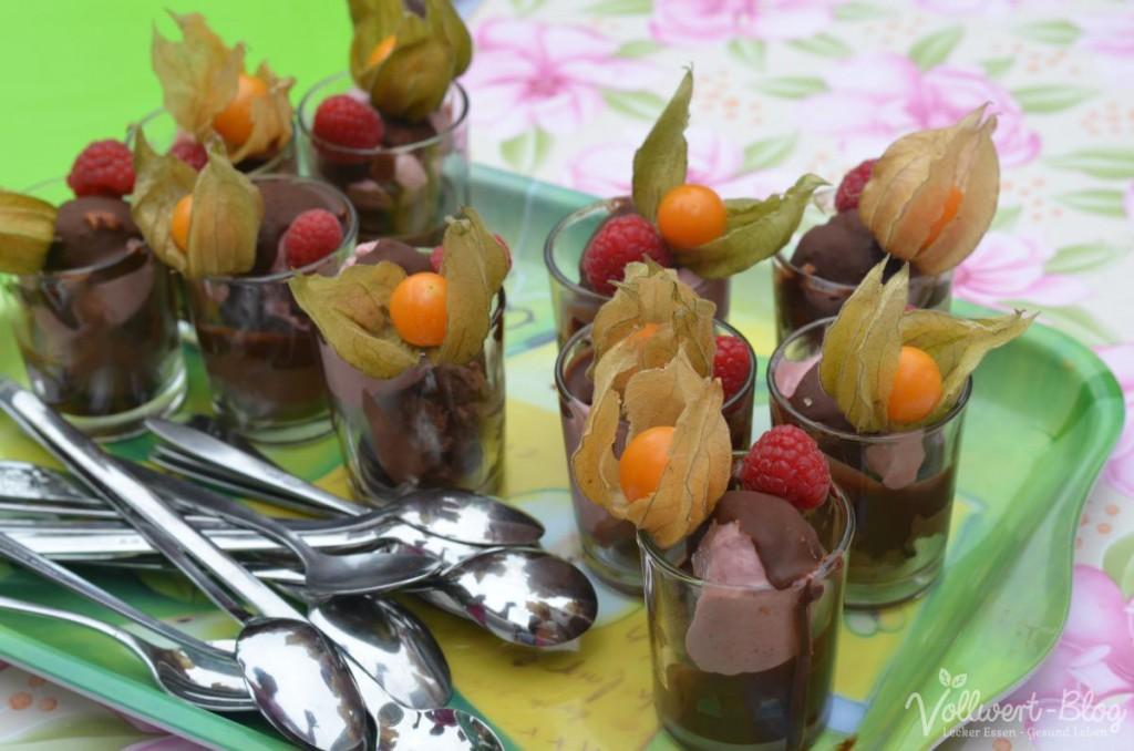 Eis-Dessert