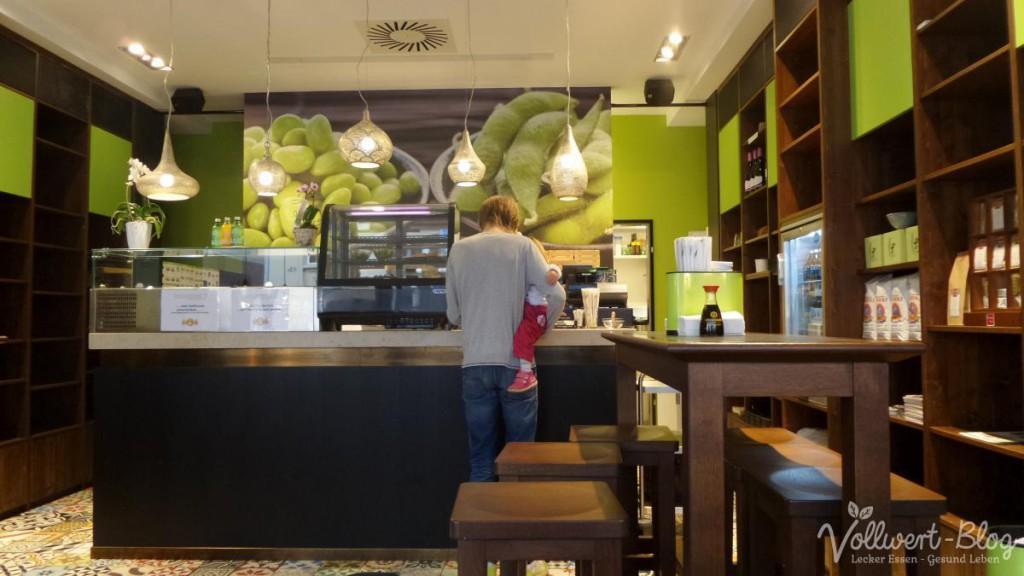 vegane Sushi-Bar