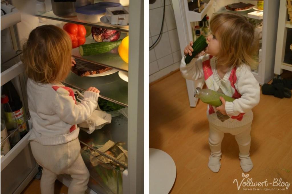 Wirbelwind in der Küche