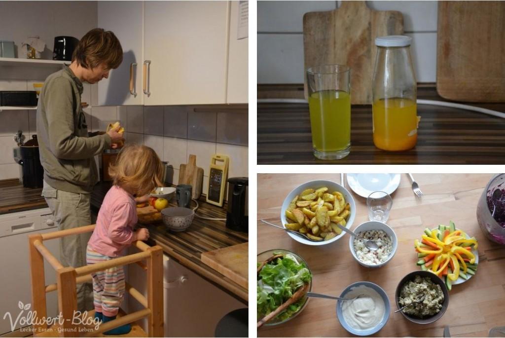 Unser kulinarisches Wochenende in Bildern