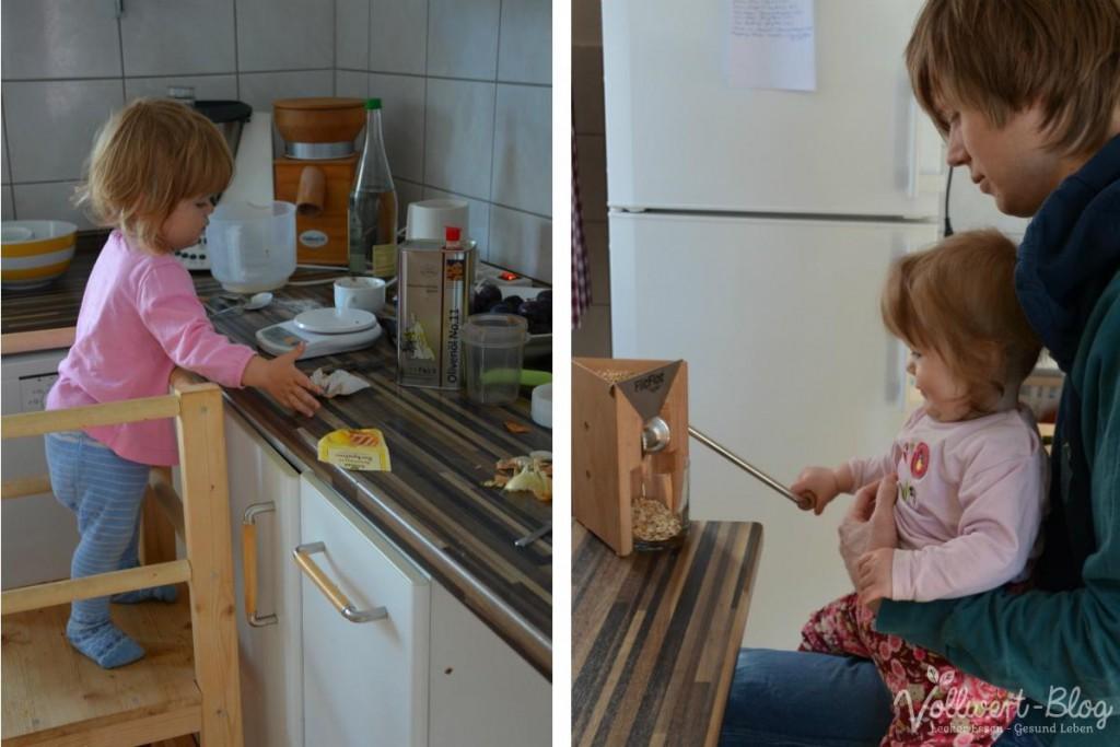 Den Küchenalltag mit Baby bzw. Kleinkind meistern & warum wir ...