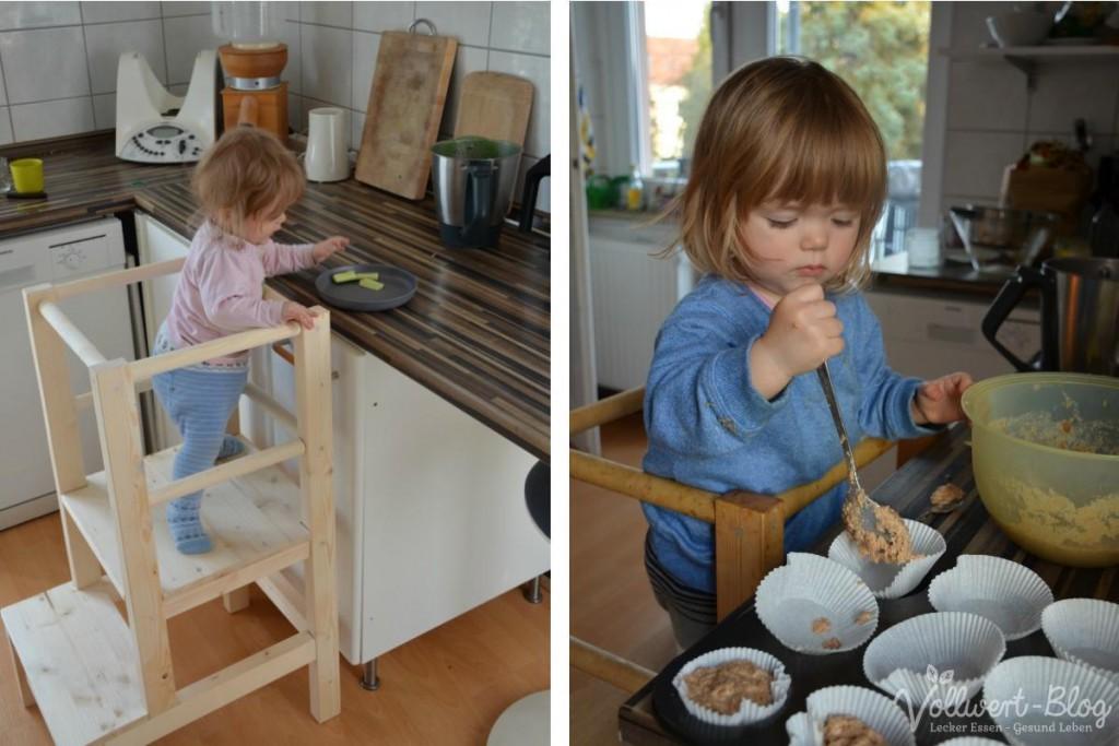 den k chenalltag mit baby bzw kleinkind meistern warum wir unseren lernturm so lieben. Black Bedroom Furniture Sets. Home Design Ideas