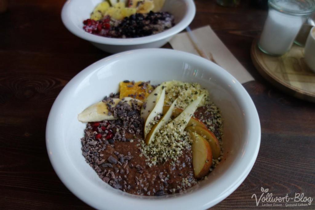 Frühstücks-Bowls