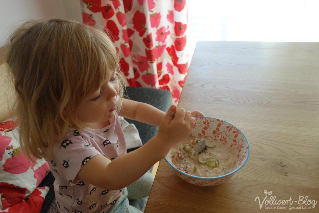 Firschkorngericht zum Frühstück