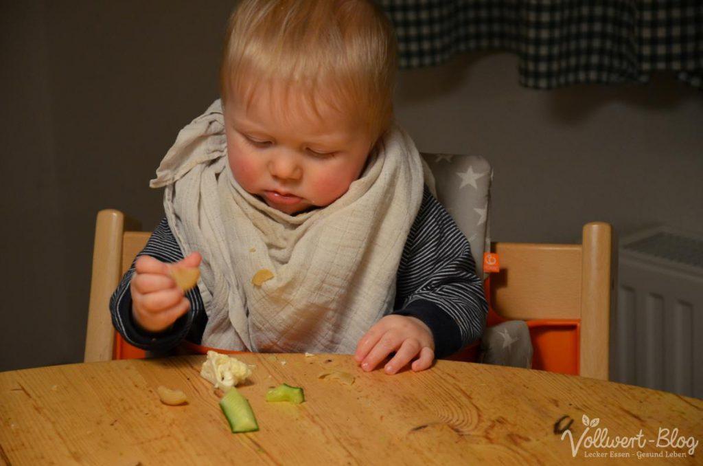 Baby Finger Food