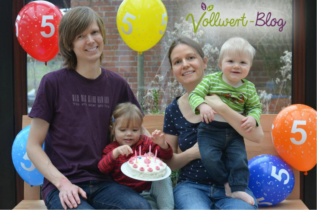 5. Blog Geburtstag