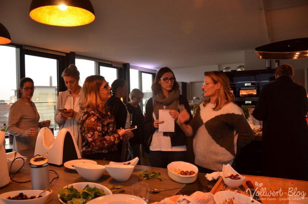 Clean Eating Workshop mit Hannah Frey