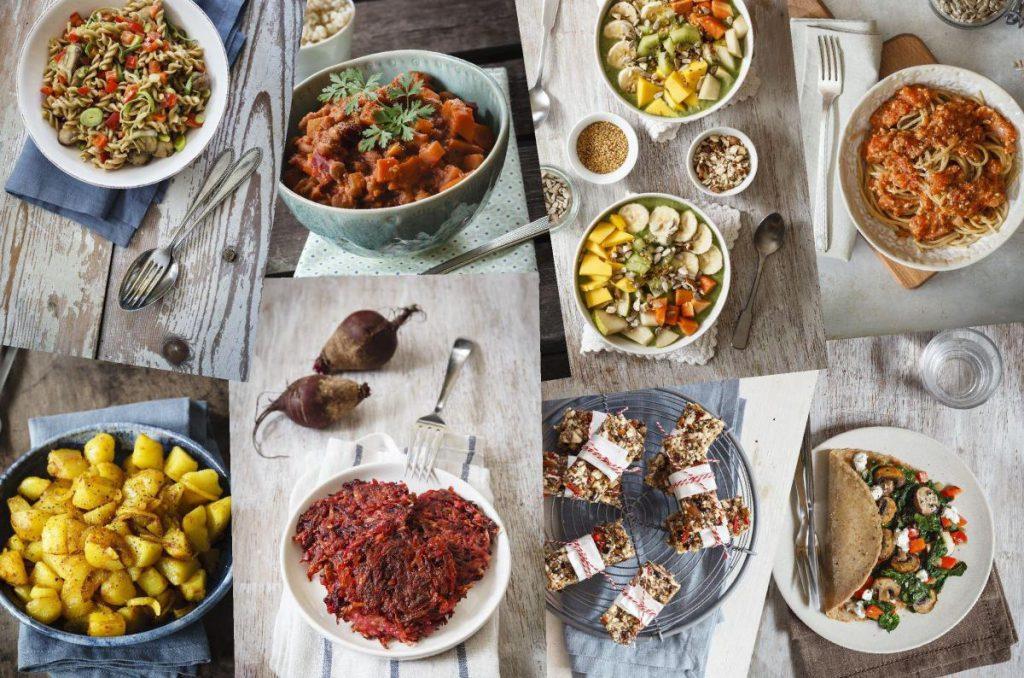 Ein Einblick in die Bilder unseres Kochbuchs