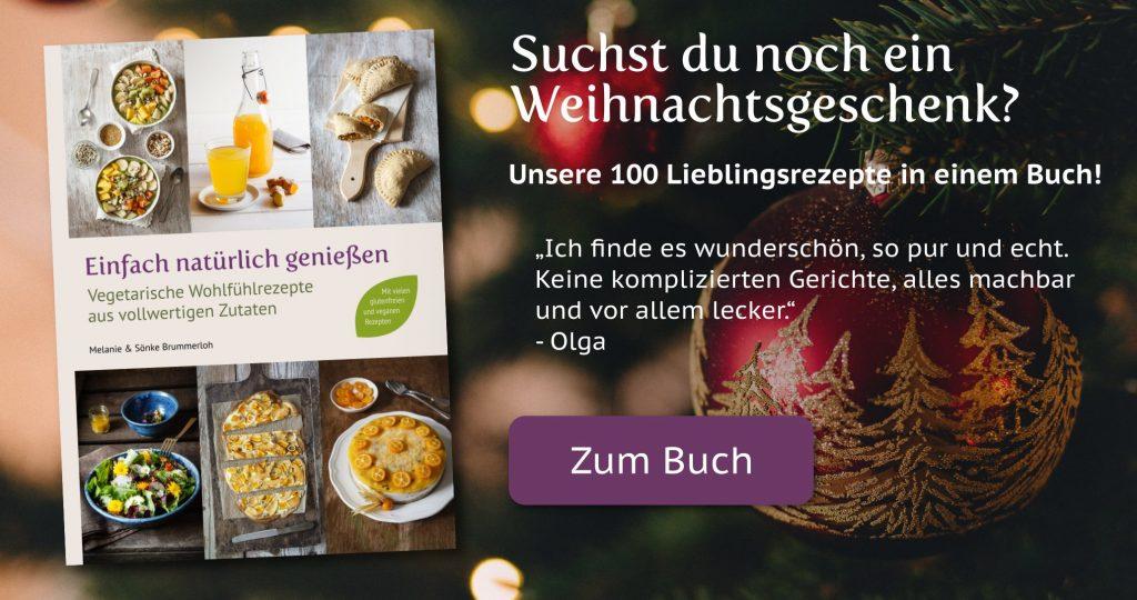 Unser Kochbuch als Weihnachtsgeschenk