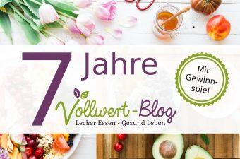 7. Blog-Geburtstag